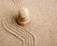 каменное Дзэн Стоковое Фото