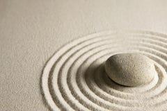 каменное Дзэн стоковая фотография rf