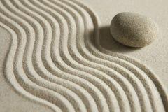 каменное Дзэн стоковое фото rf