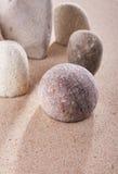 каменное Дзэн Стоковые Фотографии RF