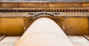Каменное зодчество исторического cambridge Великобритании Стоковые Изображения RF