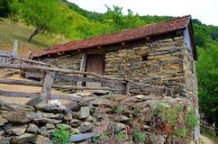 Каменное здание для любимчиков Стоковое фото RF