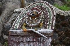 Каменное резное изображение Стоковая Фотография RF