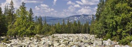 Каменное река Стоковые Фотографии RF