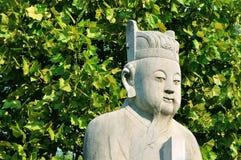 Каменное Fumiomi Стоковая Фотография