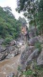 Каменное moutain Стоковая Фотография RF