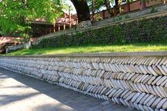 каменной загородки Стоковое Фото