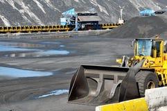 каменноугольная промышленность Стоковое Изображение RF