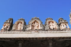 Каменные барельеф стоковое фото