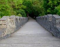 Каменные лестницы Стоковые Фото