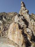 Каменные иглы Стоковое фото RF