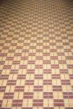 Каменные квадратные плитки на поле здания стоковые изображения