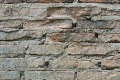 Каменные кирпичи Стоковое Изображение