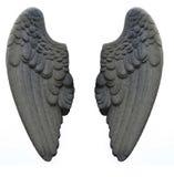 каменные крыла стоковое фото