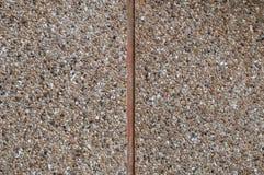 Каменные пол и стена текстурируют обои и предпосылки Стоковое фото RF