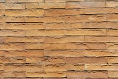Каменная стена плакирования стоковое фото