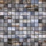 Каменные плитки, штабелированные для безшовной предпосылки Стоковое фото RF