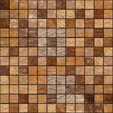 Каменные плитки, штабелированные для безшовной предпосылки Стоковое Изображение RF