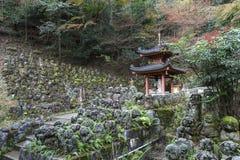 Каменные статуи Будды Стоковое Фото