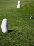 Каменные статуи Стоковые Изображения RF
