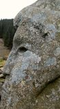 Каменные стороны Стоковое Изображение RF
