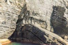 Каменные слои Стоковое Фото