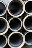 Каменные трубы стоковое фото
