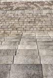 Каменные шаги Стоковое Изображение
