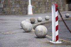 Каменные шарики Стоковые Изображения