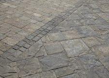 Каменные pavers Стоковое Изображение RF