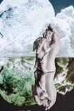 Каменный ангел Стоковые Фотографии RF