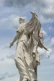 Каменный ангел Стоковые Изображения
