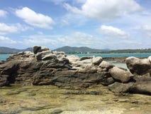 Каменный большой Стоковое Изображение RF