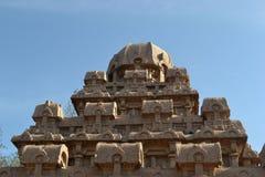 каменный висок Стоковые Изображения