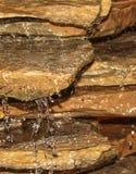 Каменный водопад Стоковые Изображения RF