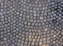 Каменный вымощать Стоковая Фотография