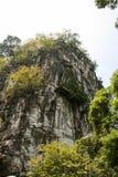 Каменный высекать в guilin, фарфоре Стоковые Изображения