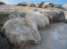Каменный гребень Стоковые Изображения RF