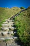 Каменный гуляя след Стоковая Фотография