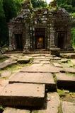 Каменный замок в Lao Стоковые Изображения RF
