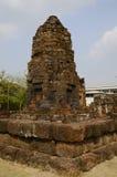 Каменный замок рамки Стоковые Изображения