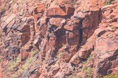 Каменный карьер в Украине, лете стоковая фотография rf