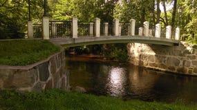 Каменный мост на лете Стоковая Фотография RF