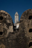 Каменный музей дворца городка Стоковые Фото