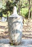 Каменный объект Стоковые Изображения RF