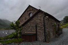 Каменный дом, Англия Стоковые Изображения