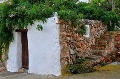 Каменный дом Стоковая Фотография