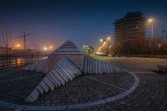 Каменный памятник Стоковое Изображение