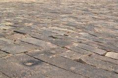 Каменный пол - перспектива - 2820 Стоковое Изображение RF