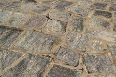 Каменный пол - перспектива - 2905 Стоковая Фотография